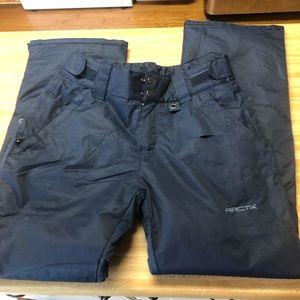 Arctix ski pants size m